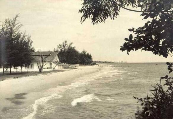 Kawasan Pantai Belakang Benua