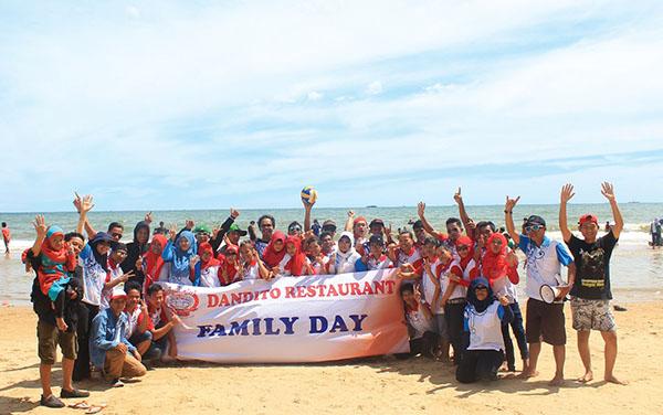 Family Day Super Seru Ala Dandito
