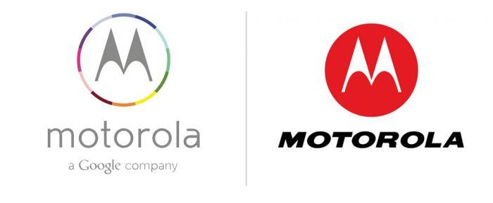Logo baru Motorolla. Sumber: brandingmagazine.com