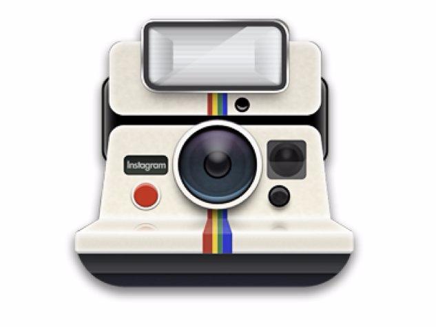 Logo lama Instagram buatan Systrom