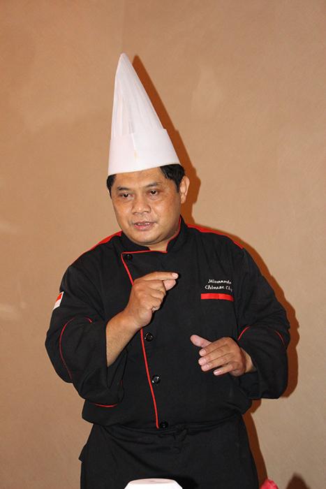 Chef Misnanto