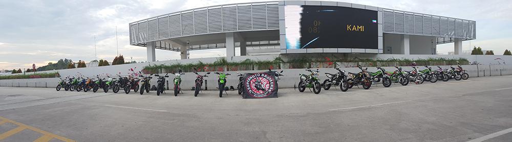 kegiatan undangan show off di bandara Sepinggan3