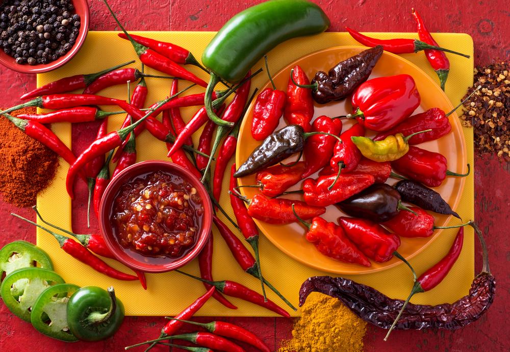 5 Manfaat Makanan Pedas untuk Kesehatan Tubuh