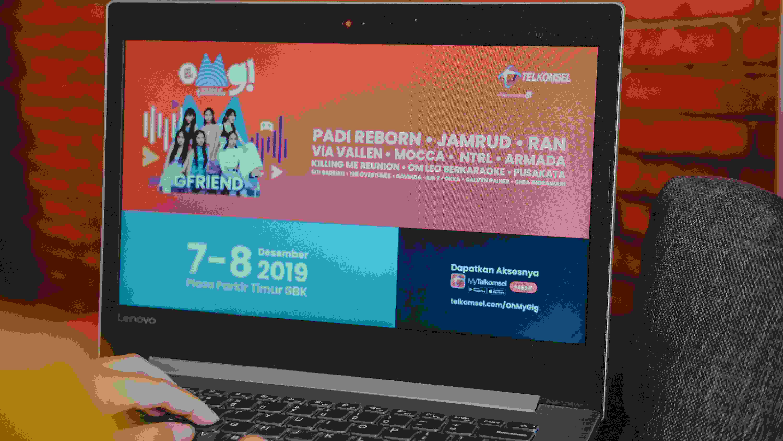GFriend Sambangi Fans Bulan Depan