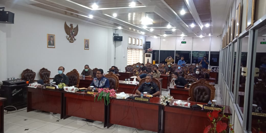 DPRD Balikpapan Soroti Transparansi Anggaran Covid-19