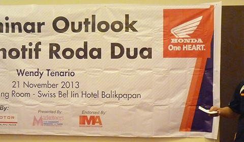 Seminar Outlook Otomotif Roda Dua