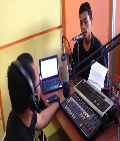 Talkshow Pariwisata di Best FM