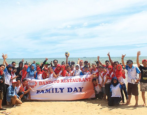 Family Day Super Seru Ala Dandito