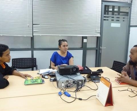 Warna Baru dari Total E&P Indonesie